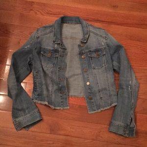 Pistola jean jacket new!!